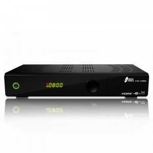 Receptor SAT (S2)+ TDT (T2)+ Cable, FULL HD, H,264, 1 Lector tarjetas, Wif USB integrado.