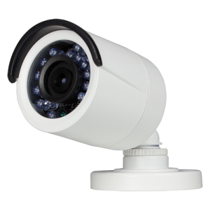 Cámara bullet TVI, 1080p, 2.8mm, IR 20mts. IP66, PoC, blanca