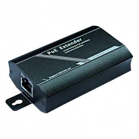 POE extender 802.3af 15.4W. 10/100