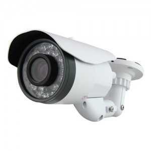Cámara bullet 4 en 1, 1080p, 5-50mm, IR 50mts. IP66, blanca