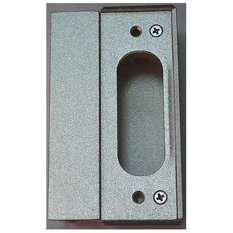 Carcasa metálica para abrepuertas. ANVIZ PEL200