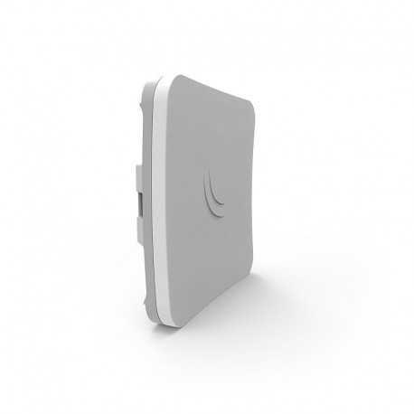 Punto de Acceso Wifi Exterior 5Ghz AC, 600Mhz, 64Mb RAM, 16dBi, puerto 10/100, 23º, Level 4