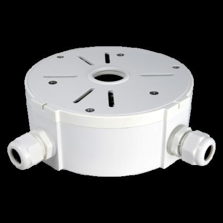 Caja de conexiones genérico para cámaras bullet y domo.