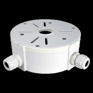 Caja de conexiones para cámaras bullet - Metálico - 55 mm (Al) x 145 mm