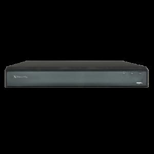 XVR hasta 4CH + 2 IP (hasta 6 IP). 4Mpx-n, salida HDMI. X-SECURITY
