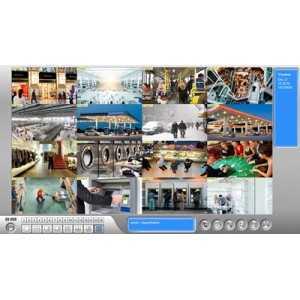 Software Geovision multimarca para 32 canales